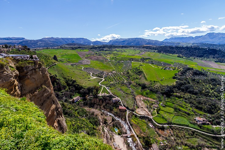 Ронда, Андалусия, Испания