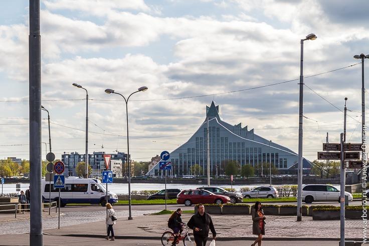 Прогулка по Риге: не путай туризм с иммиграцией! фото