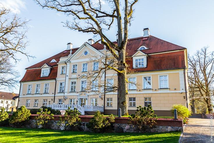 Достопримечательности Сигулды, Латвия