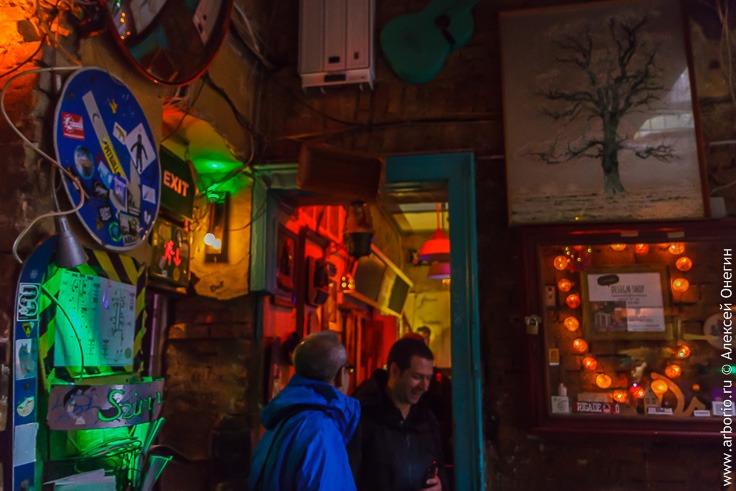 Руин бары Будапешта