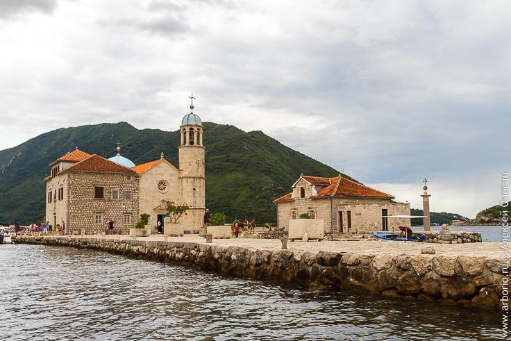 Которский залив, Черногория экскурсия