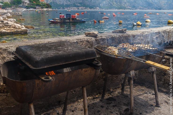 Боко-Которская бухта, Черногория