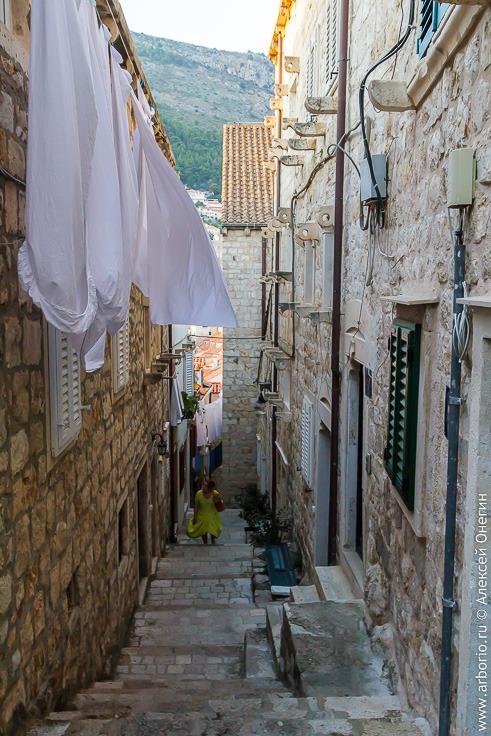 Город Дубровник, Хорватия