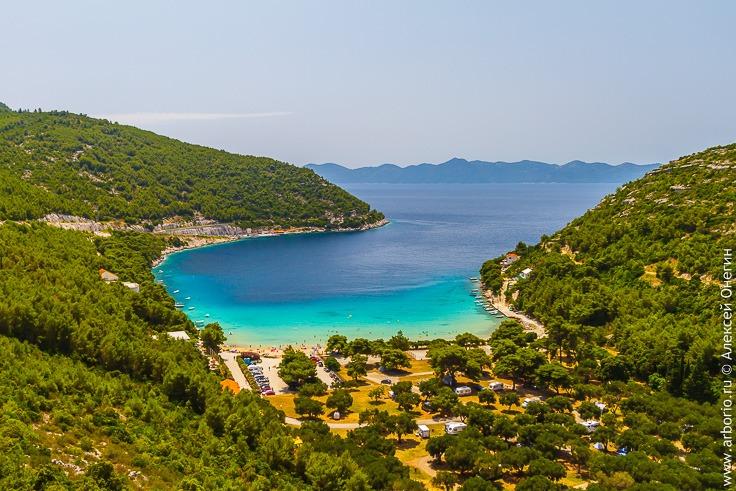 Полуостров Пелешац: куда бежать, если вы все-таки приехали в Дубровник фото