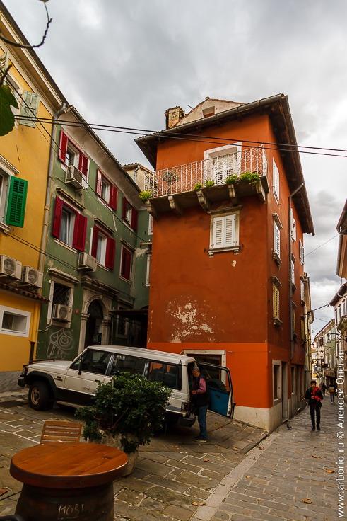 Словенская Истрия, часть первая: Копер фото