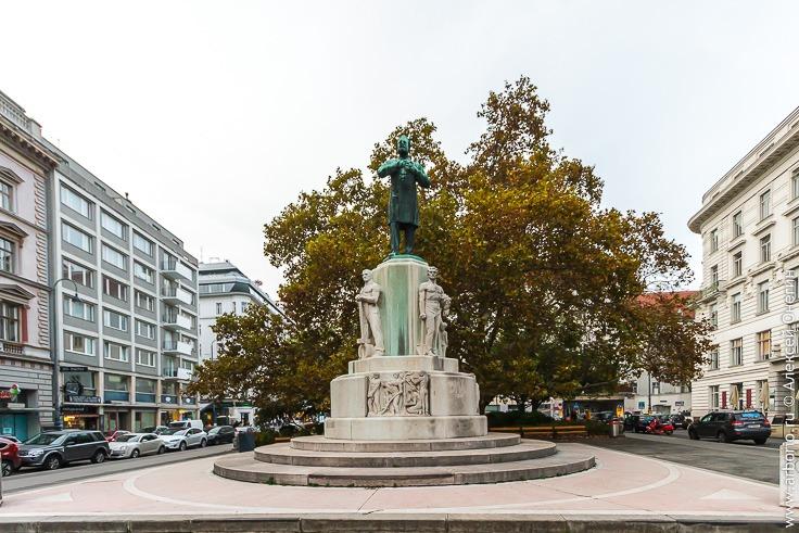 Прогулка по Вене, Австрия