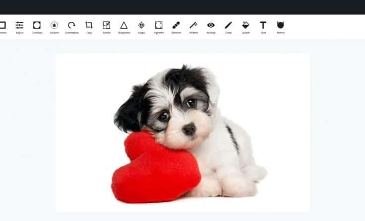 Приложения для обработки фото