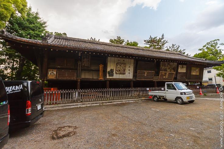 Достопримечательности Киото Япония Гион