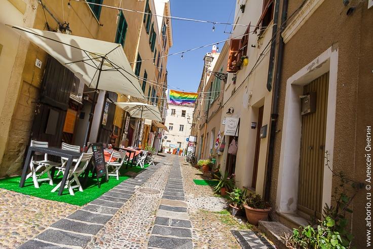 Альгеро Сардиния отзыв с фото