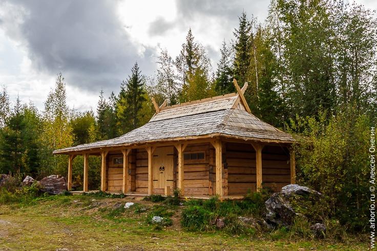 Горный парк Рускеала фото