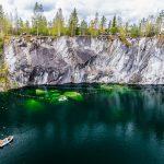 Рускеала: прогулка по горному парку