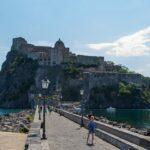 Арагонский замок — Искья Понте, Италия