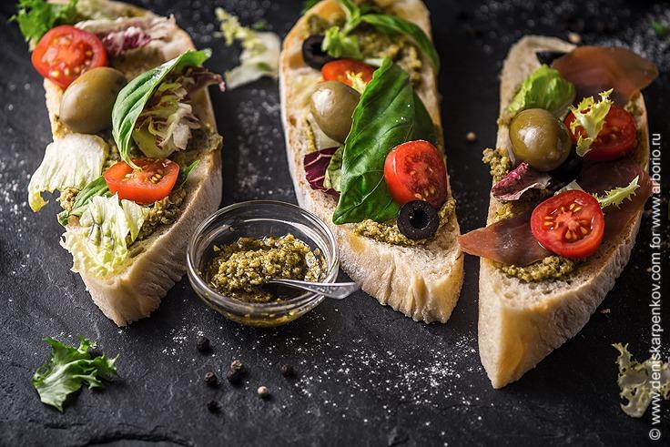 Как изобрели бутерброд
