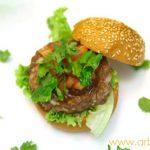 Домашний гамбургер из баранины