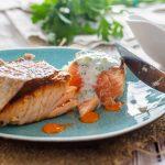 Идеальное филе лосося