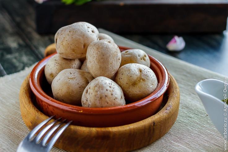 Картофель по-канарски - фото