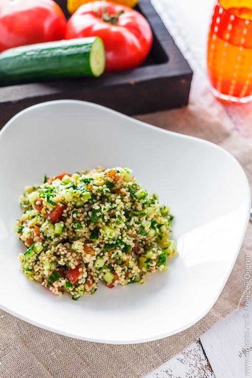Очень вкусный салат табуле рецепт с фото