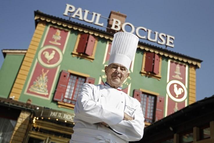 Поль Бокюз, легенда Франции - фото