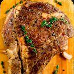 Рецепт самого вкусного стейка в вашей жизни
