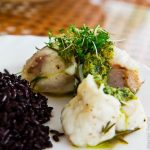 Рыба в фольге, запеченная в духовке