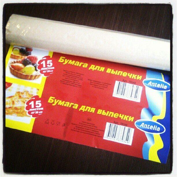 Какую бумагу для выпечки покупать? - фото
