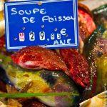 Рынок Marche Provencal — Антиб, Франция