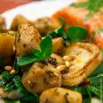 Приготовление овощей методом су-вид