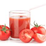 Как пить томатный сок?