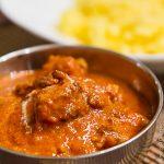 Баттер чикен — курица в сливочно-томатном соусе