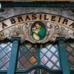 Кафе A Brasileira — Лиссабон, Португалия