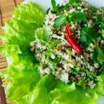 Лаап Гай — тайский салат из курицы