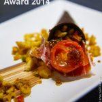 Конкурс Cinco Jotas International Tapa Award — репортаж с места событий