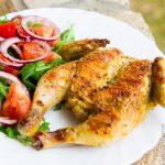 Цыпленок на гриле
