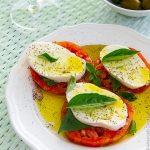 Идеальный салат «Капрезе»