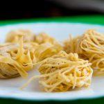 Как приготовить пасту, лапшу и макароны в домашних условиях