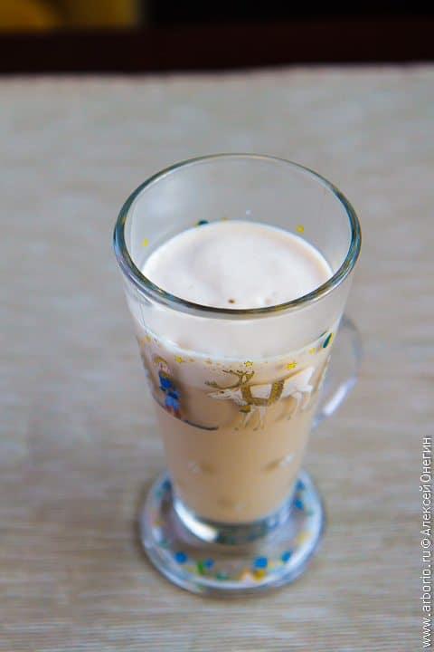 Раф кофе - фото