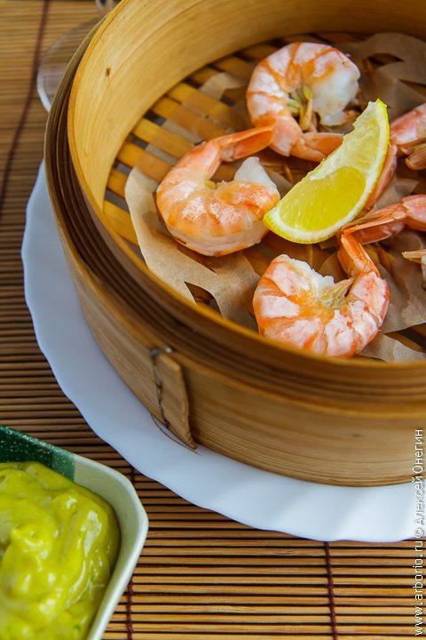 Лучшие рецепты из морепродуктов