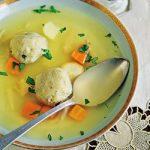 Все о курином супе, или кулинарная поэзия