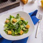 Классический салат «Цезарь»