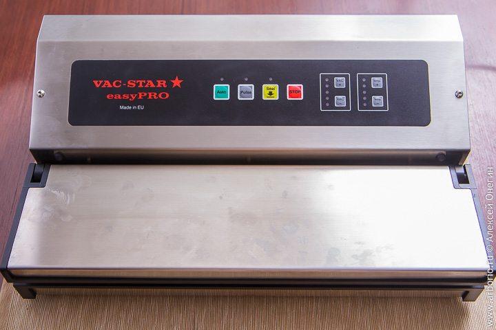 Вакуумный упаковщик Vac-Star Easy Pro - фото