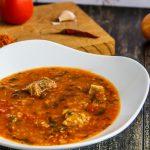Мой суп харчо