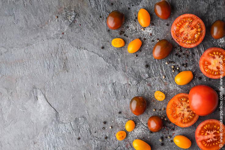 10 интересных фактов о помидорах - фото