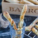 Хлебные палочки для вечеринок