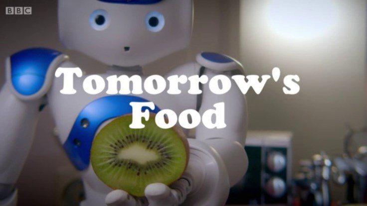 Еда будущего - фото