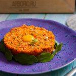 Тартар из морковки