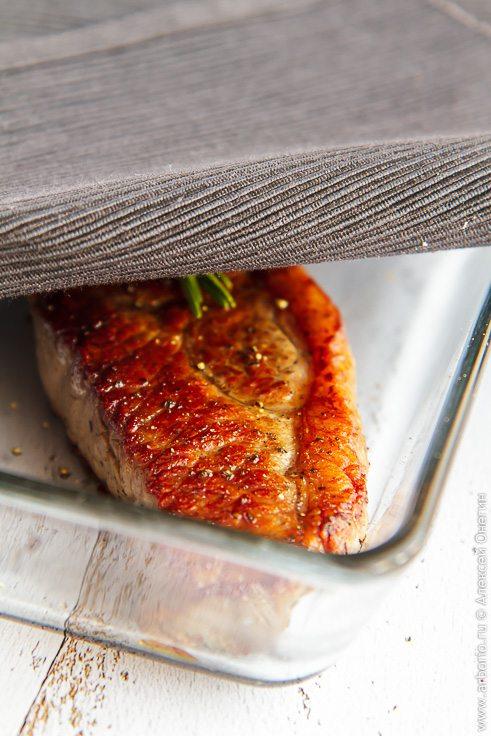 Почему мясо должно отдыхать - фото