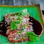 Татаки из говядины