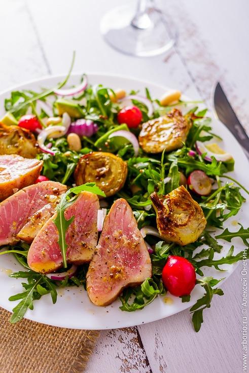 Рецепт вкусного тартара из тунца