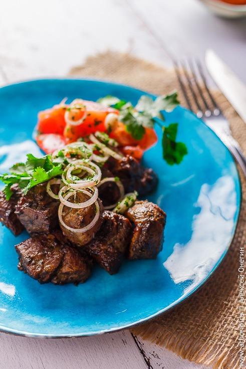 Рецепт казан-кебаба из баранины