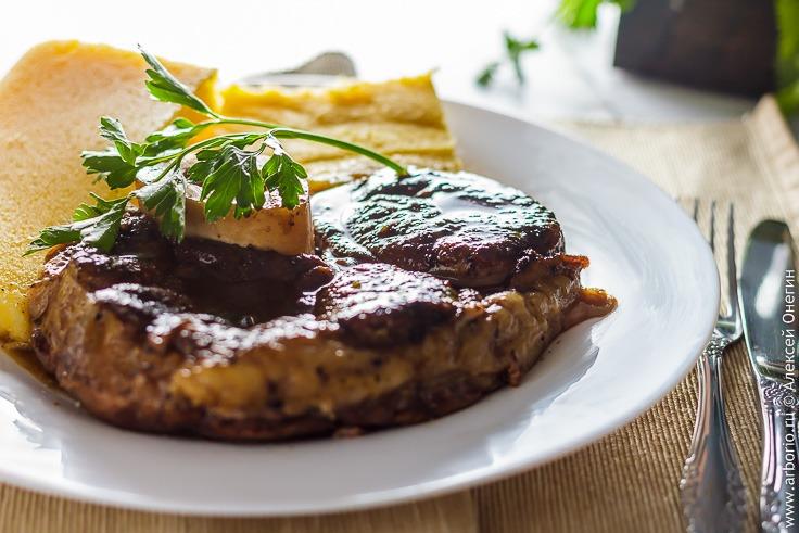 Рецепт оссобуко из говядины методом су-вид